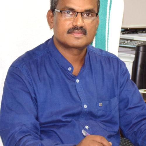 Dr. A K Manoj Kumar